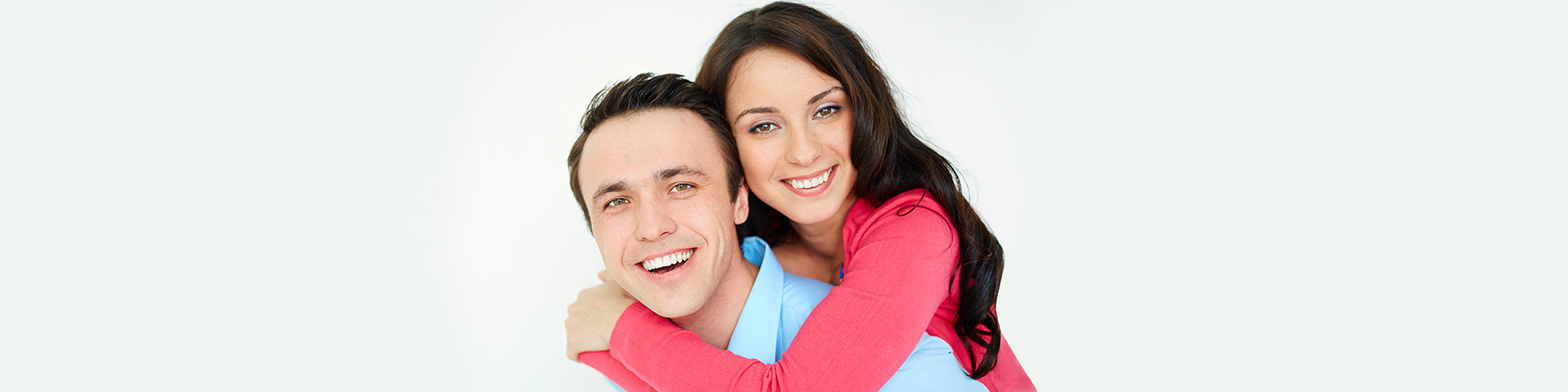 Happy couple with General Dental treatment at anchorage